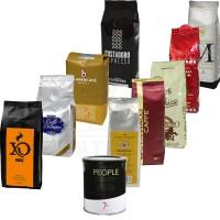 KAZ Espresso Kaffee Probierpaket VOLLAUTOMATEN, Bohne