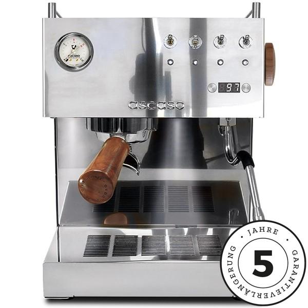 Ascaso Steel Uno PID, Espressomaschine inox