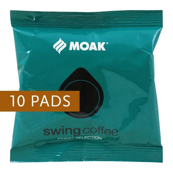 Moak Swing Coffee, Pads