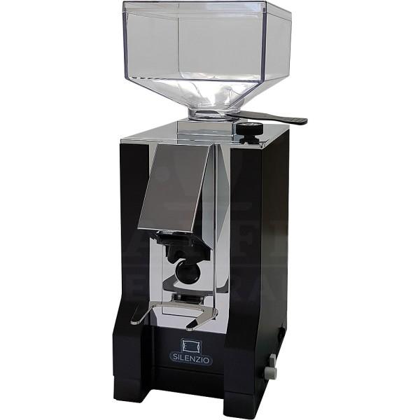 Eureka Espressomühle Mignon Silenzio, schwarz / chrom