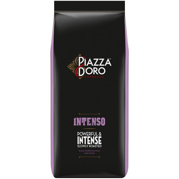 Piazza d'Oro Intenso UTZ, Bohne 1 kg
