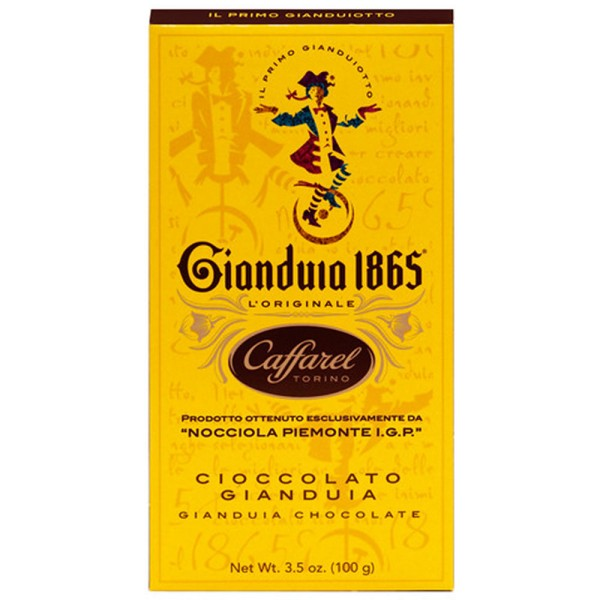 Caffarel Gianduia Vollmilch, 100 g