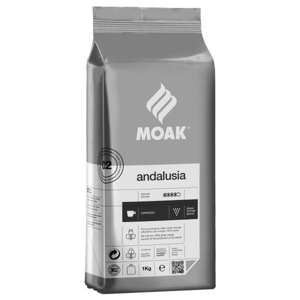 Moak Andalusia, Bohne 1 kg