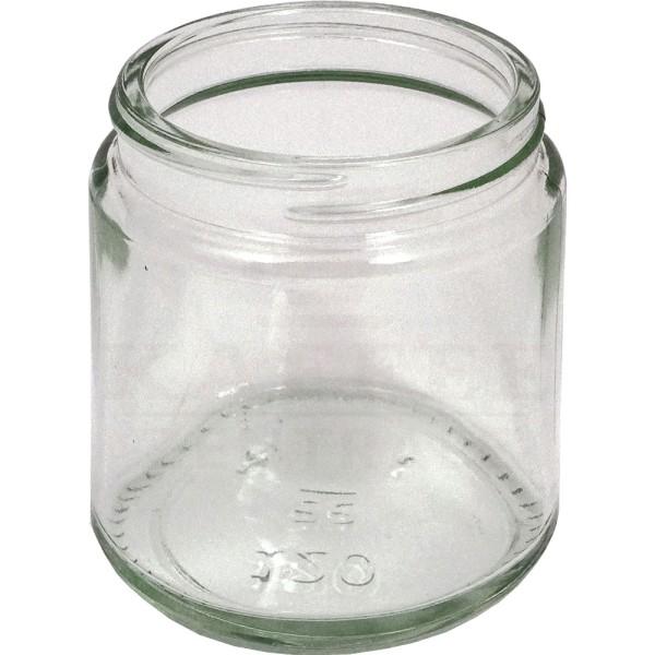 Glasbehälter Comandante transparent