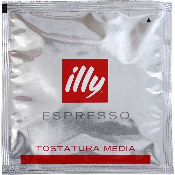 Illycaffè SINGLE-Servings N 'Classico', Pads