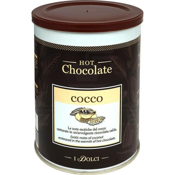 Diemme Trinkschokolade Kokos, 500 g