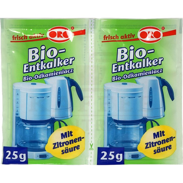 Oro-fix Bio-Entkalker 2 x 25 g