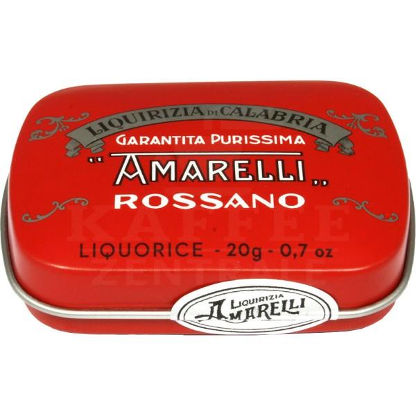 Amarelli Lakritzpastillen, 20 g