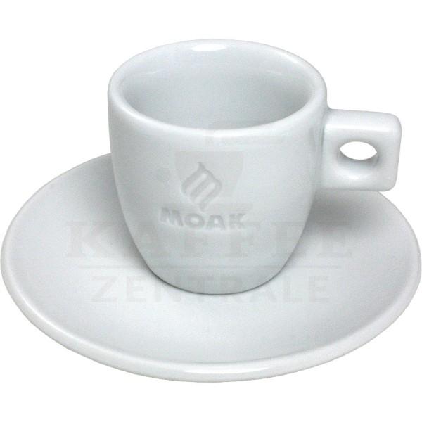 Moak Espressotasse Project Zero, weiß