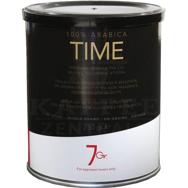 7gr. TIME, Bohne