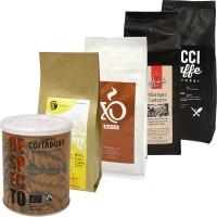KAZ Probierpaket für Filterkaffee, Bohne